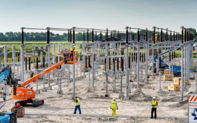 Grote uitbreidingen elektriciteitsnet Gelderland