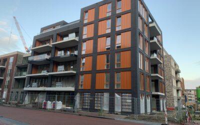 Nieuwbouw Wolweg Veenendaal