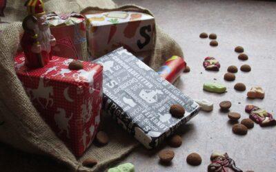 Sinterklaas feestwinkel
