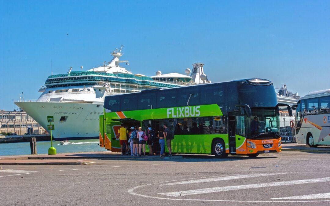 Veilig reizen met Flixbus