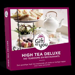 High Tea Deluxe