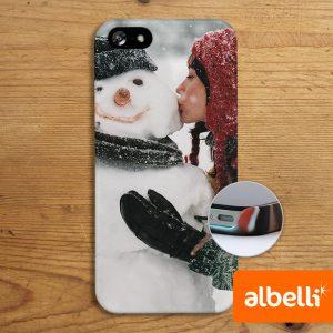 Jouw Foto op een Telefoonhoesje - Telefoonhoesje iPhone 5/5S.