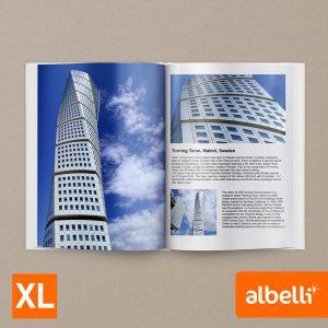 Fotoboek Maken - Staand Extra Large 27x36 cm met Fotokaft of Linnen Kaft