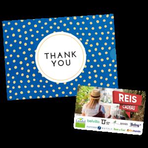 Reis Cadeau - Thank You