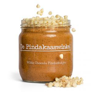 Witte Chocolade Pindakaas