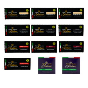 Grand Maestro Italiano - 200 cups voor Nespresso pakket