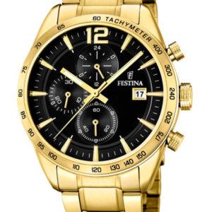 Festina F20266/3 chronograaf horloge 44 mm