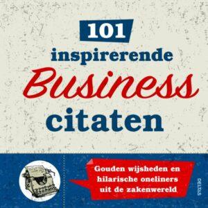 Deltas geschenkboek: 101 inspirerende business-citaten