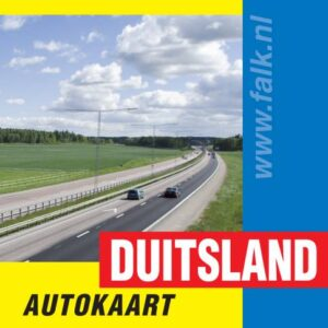Falk Autokaart Duitsland Professional
