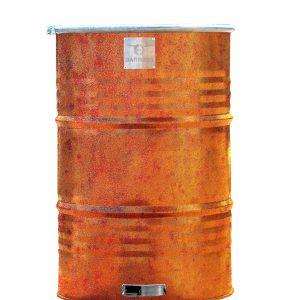 BarrelQ Notorious Big Corten Staal 200Liter Barbecue