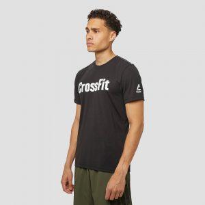 REEBOK Crossfit read sportshirt zwart heren Heren