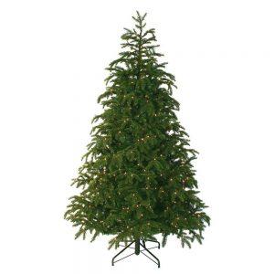 Kunstkerstboom Frasier Fir groen 185cm met 288 LED-lampjes