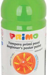 Primo plakkaatverf Tempera 1000 ml lichtgroen