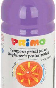 Primo plakkaatverf Tempera 1000 ml lila