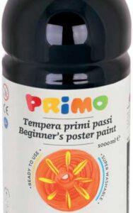 Primo plakkaatverf Tempera 1000 ml zwart