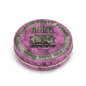 Reuzel Grease Heavy Hold (Roze) 113gr