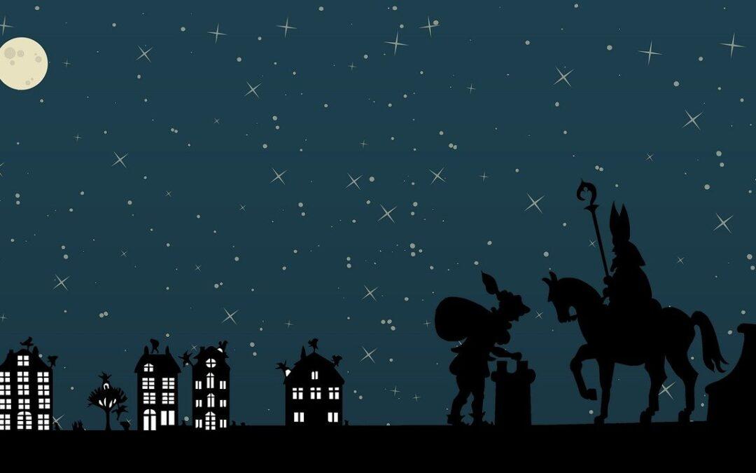 Berenjacht wordt Sinterklaasjacht