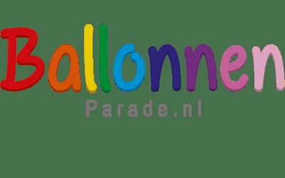 Ballonnen parade
