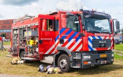 Voorstel nieuwbouw brandweerkazerne Veenendaal