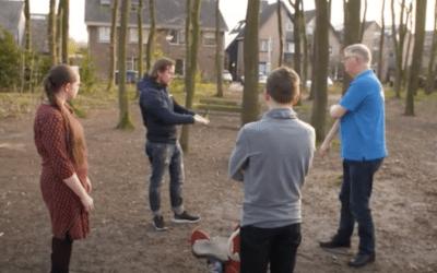 Bewoners maken plan speeltuin De Reling – Veenendaal