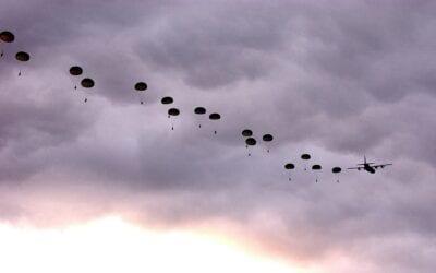September: Airborne Ede-maand