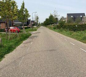 Herinrichting Dragonderweg Veenendaal