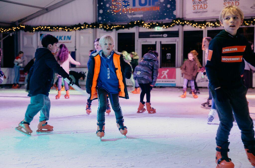 Winters Veenendaal: Veenendaal on ice