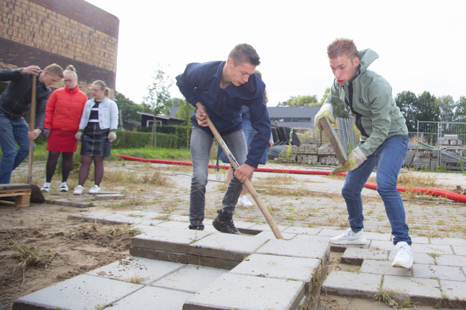 Bijzondere schoolboerderij in Barneveld